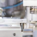 La produzione della cialda in carta filtro